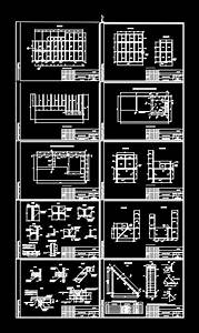 Exhibition Stands In Autocad