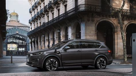 wallpaper seat tarraco fr phev electric cars suv
