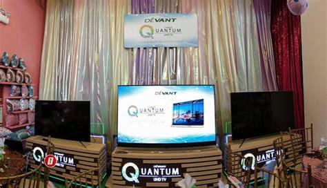 devant quantum uhd tv 4k 2018 specs and price