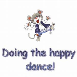 Day 26 — Happy Dance! | Done With Being the Fat Girl