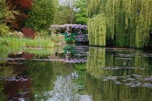 Monet Jardin En Fleurs by Pont Japonais Archives Giverny News