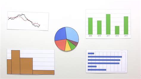 darstellung von daten durch diagramme uebersicht
