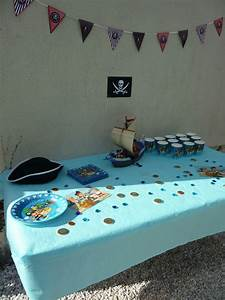 Deco Anniversaire Pirate : le go ter d 39 anniversaire pirates de mme violette madame violette ~ Melissatoandfro.com Idées de Décoration