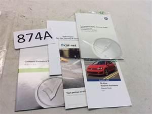 16 2016 Volkswagen Golf Gti Mk7 Owner Owners Guide Manual