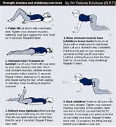 How to treat lower abdominal pain with stretches   Lower Back Stretches For Pain Relief