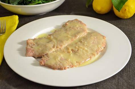 ricette cucina imperfetta ricetta scaloppine al limone la ricetta della cucina