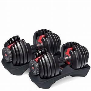 Bowflex Adjustable Dumbbells Review