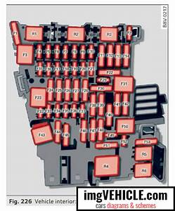 Audi A3 8v Fuse Box Diagrams  U0026 Schemes