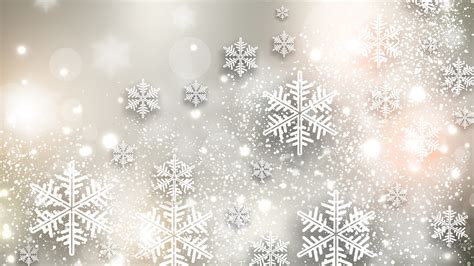 Gray Snowflake Background by Snowflake Desktop Wallpaper 183 Wallpapertag