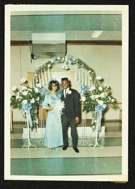 adorable real vintage wedding