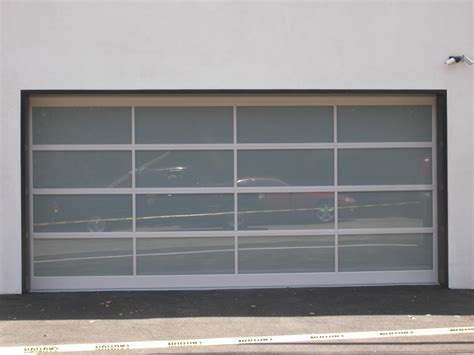 garage door glass panels 28 images modern aluminum