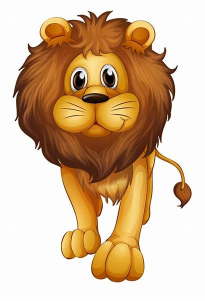 Lion Clipart Eating Clip Cartoon Lions Clipground