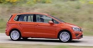 Volkswagen Golf Sportsvan Confortline : essai volkswagen golf sportsvan tdi 110 confortline un vrai plus ~ Medecine-chirurgie-esthetiques.com Avis de Voitures