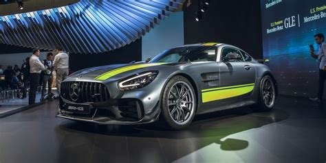 mercedes amg gt  pro lighter faster special edition