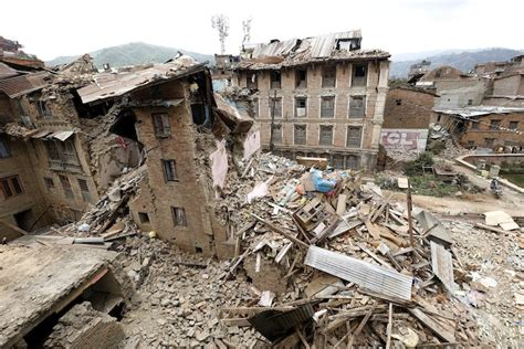 Monsoon Sets Up 'race Against The Clock' In Nepal