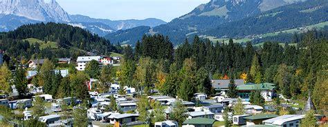 tirol camp fieberbrunn top camping austria