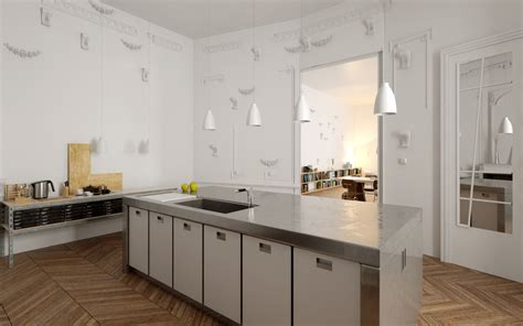 idee cuisine americaine appartement fabulous cuisine americaine appartement appartement with