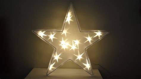 night stars christmas lights christmas decorations
