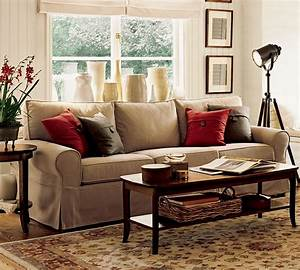 Comfortable living room couches and sofa for Pictures of living room sofas