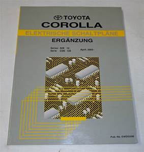 Workshop Manual Electricity Wiring Diagrams Toyota Corolla