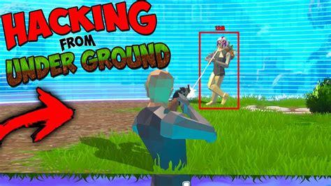 hacking underground   bootleg fortnite strucid youtube