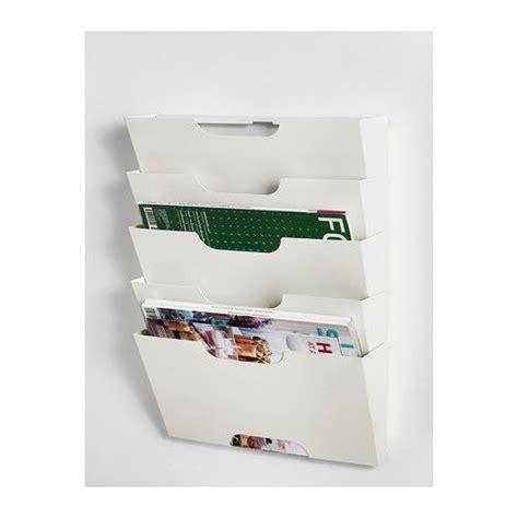 ikea magazine rack kvissle wall magazine rack white ikea office colouring