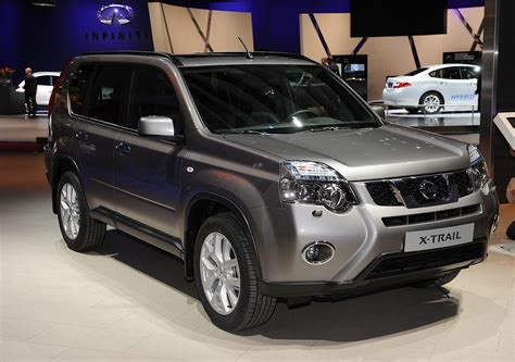 Nissan X Trail Picture by 2009 Nissan X Trail 2 Pictures Information And Specs