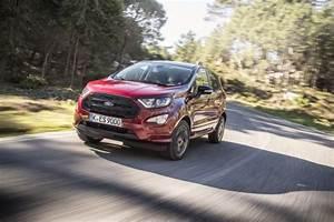 Ford Ecosport Essai : essai ford ecosport 2018 un suv urbain comme on n 39 en fait plus l 39 argus ~ Medecine-chirurgie-esthetiques.com Avis de Voitures