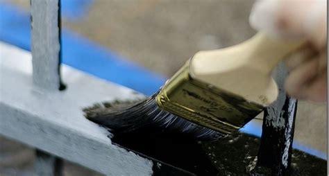 verniciare ringhiera verniciatura ringhiere pitturare come realizzare la