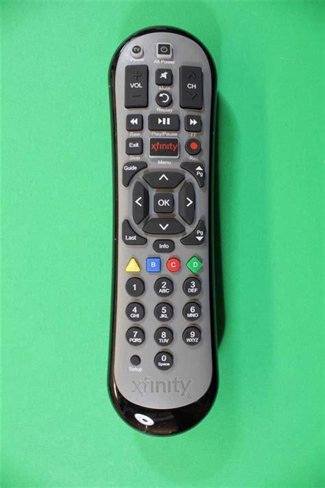 Comcast Xfinity XR2 Remote Manual
