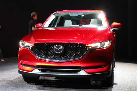 mazda cx 5 neues modell der neue mazda cx 5 mein car of the l a auto show 2016