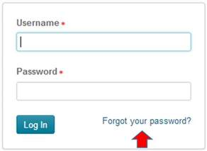 username and password assistance tnecus info