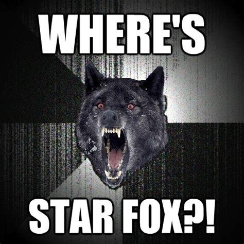Star Fox Meme - star fox meme www imgkid com the image kid has it