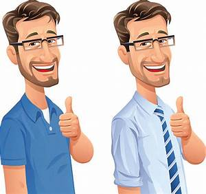 Young Man Clip Art, Vector Images & Illustrations - iStock