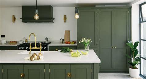 Anatomy Of A Gorgeous Green Kitchen  Interior Design
