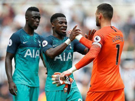 Spurs begin season with entertaining win at Newcastle