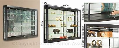 Cabinet Wall Wide Displays Merchandise Displaying 5ft