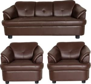 Sofa Sets With Price by Gioteak Solid Wood 3 1 1 Brown Sofa Set Best Price In