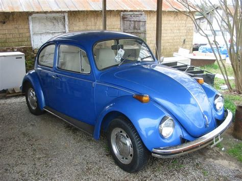 vw blue 1968 beetle paint cross reference