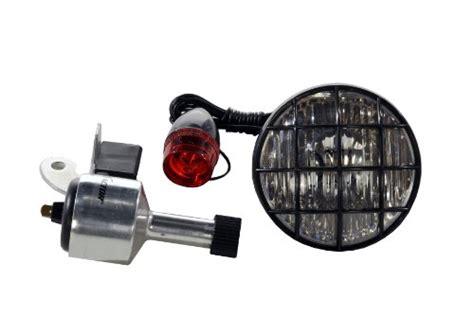 bicycle light generator x factor 3 inch bicycle generator light set lights