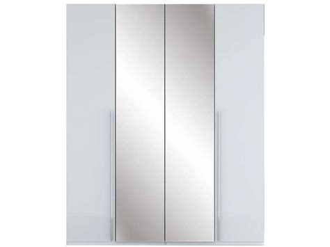 armoire 4 portes crystal 2 conforama