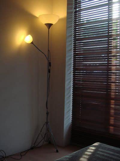 uplightreading lamp   feet ikea
