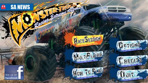 free monster truck racing games sa monster truck racing game seeks greenlight on steam
