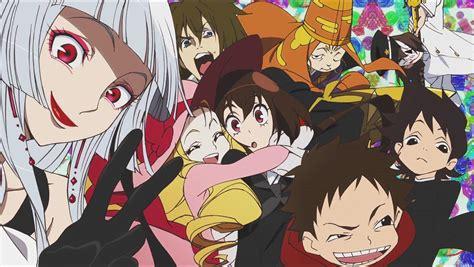 anime styles kyousougiga studio favourite shaft directors illogicalzen easternkicks female matsumoto rie
