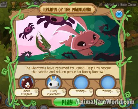 animal jam adventure guides rewards cheats
