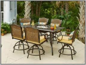 hton bay patio set cushions patios home design