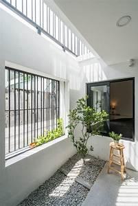 Minimalist, Single, Storey, Terrace, House, Fabian, Tan, Architect