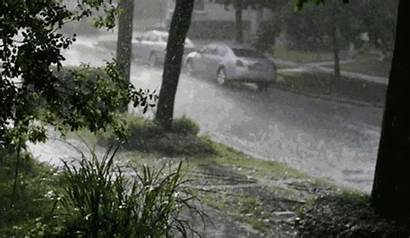 Rain Raining Winter Falling Rainy Giphy Things