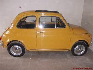 Vendo Fiat 500 L D U0026 39 Epoca Giallo Positano