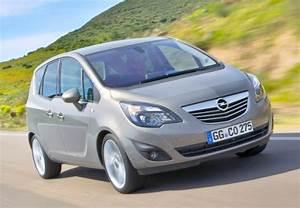 Fiche Technique Opel Meriva : opel meriva 1 4 120 twinport cosmo pack 2010 fiche technique n 125445 ~ Maxctalentgroup.com Avis de Voitures